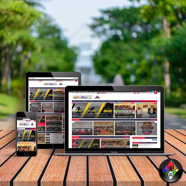 Bali Website Service - Adis Bali