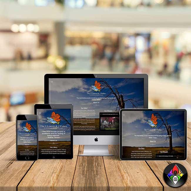 Bali Website Service - Yayasan Paramarta